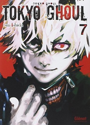 "Afficher ""Tokyo Ghoul - série en cours n° 7 Tokyo ghoul"""