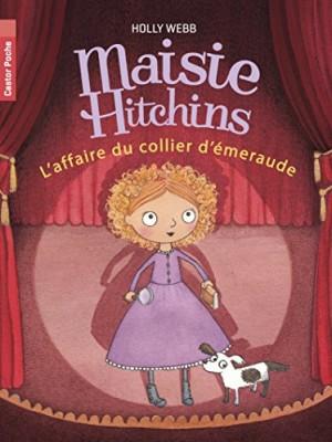 """Afficher """"Maisie Hitchins n° 2L'affaire du collier d'émeraude"""""""