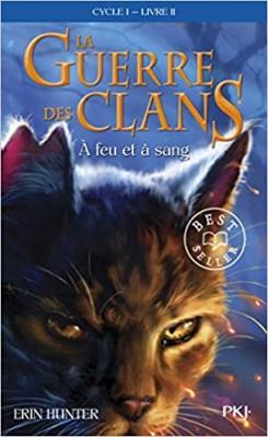 """Afficher """"La Guerre des Clans n° 2 À feu et à sang"""""""