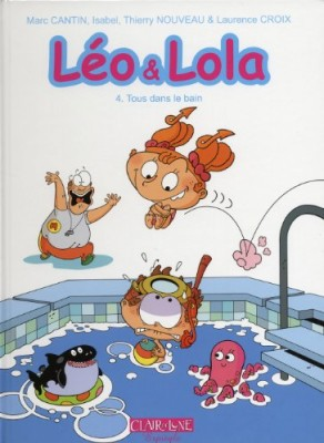 """Afficher """"Léo & Lola n° 04 Tous dans le bain"""""""