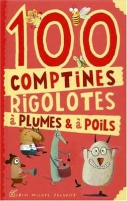 """Afficher """"100 comptines rigolotes à plumes & à poils"""""""