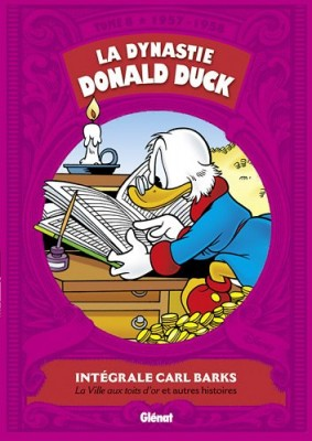 """Afficher """"La dynastie Donald Duck n° 8 La ville aux toits d'or"""""""