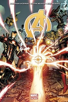"""Afficher """"Avengers n° 2 Le dernier instant blanc"""""""