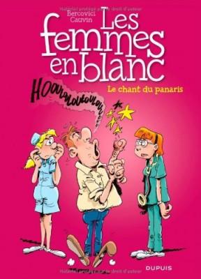 """Afficher """"Les Femmes en blanc n° 32 Le chant du panaris"""""""