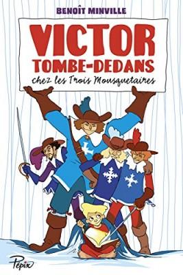 """Afficher """"Victor Tombe-Dedans chez """"Les trois mousquetaires"""""""""""