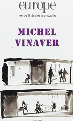 """Afficher """"Europe n° (2006)924 Michel Vinaver"""""""