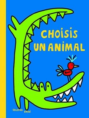 """Afficher """"Choisis un animal"""""""