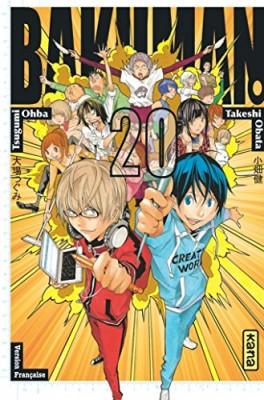 """Afficher """"Bakuman n° 20"""""""