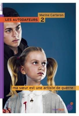 """Afficher """"Ma soeur est une artiste de guerre"""""""