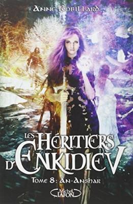 """Afficher """"Les Héritiers d'Enkidiev n° 8 An-Anshar"""""""