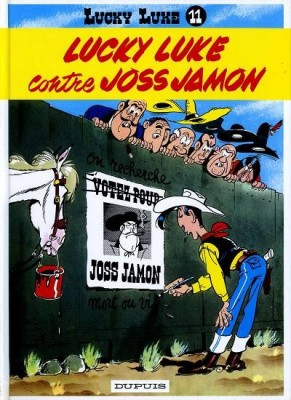 "Afficher ""LUCKY LUKE contre JOSS JAMON n° 11 LUCKY LUKE CONTRE JOSS JAMON"""