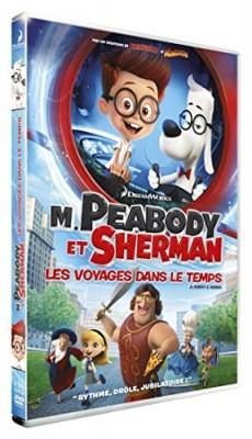 """Afficher """"M. Peabody et Sherman - Les voyages dans le temps"""""""