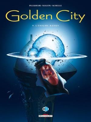 "Afficher ""Golden city n° 9L'énigme Banks"""