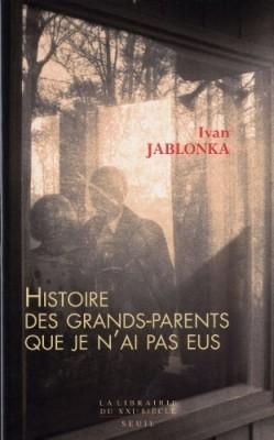 """Afficher """"Histoire des grands-parents que je n'ai pas eus"""""""