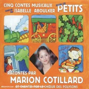 """Afficher """"Cinq contes musicaux pour les petits"""""""