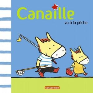 """Afficher """"Canaille n° 3Canaille va à la pêche"""""""