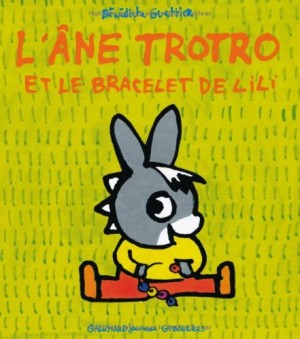 """Afficher """"L'âne Trotro. n° 18 L'âne Trotro et le bracelet de Lili"""""""