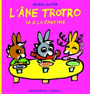 "Afficher ""L'âne Trotro n° 30 L'âne Trotro va à la cantine"""
