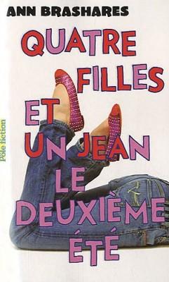 """Afficher """"Quatre filles et un jean n° 2 Deuxième été (Le)"""""""