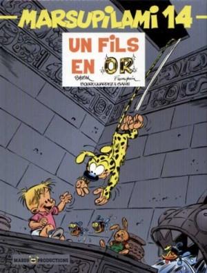 """Afficher """"Marsupilami n° 14 Un fils en or"""""""