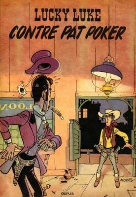 "Afficher ""Lucky Luke n° 5 Lucky Luke contre Pat Poker"""