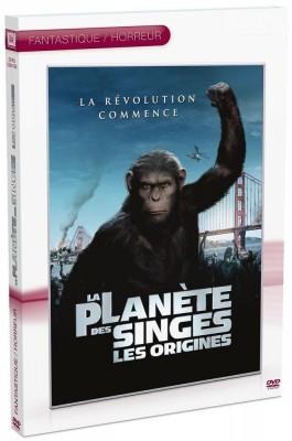 """Afficher """"Planète des singes - Les origines (La)"""""""