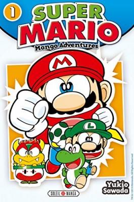 """Afficher """"Super Mario : manga adventures n° 1 Super Mario"""""""