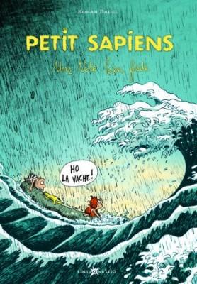 """Afficher """"Petit Sapiens Une tête bien faite"""""""