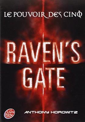 """Afficher """"Le pouvoir des Cinq n° 1 Raven's gate"""""""
