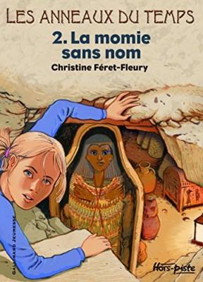 """Afficher """"Les anneaux du temps n° 2La momie sans nom"""""""