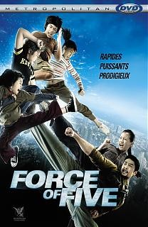 "Afficher ""Force of five"""
