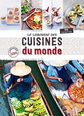 vignette de 'Le Larousse des cuisines du monde'