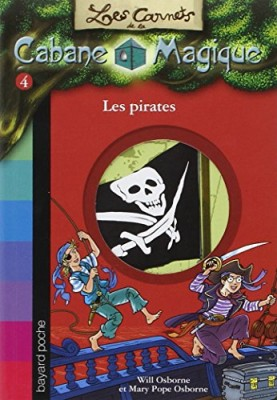 """Afficher """"Les carnets de la cabane magique n° 4Les pirates"""""""