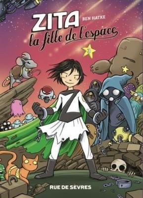 """Afficher """"Zita, la fille de l'espace n° 3"""""""