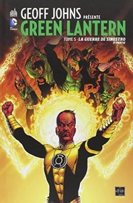 "Afficher ""Green Lantern n° 5 La guerre de Sinestro"""