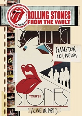 """Afficher """"Rolling Stones From The Vault"""""""