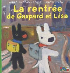 """Afficher """"Les catastrophes de Gaspard et Lisa n° 27 La rentrée de Gaspard et Lisa"""""""