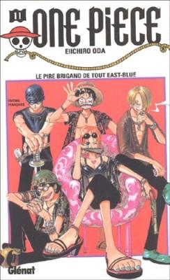 """Afficher """"One Piece n° 11 Pire brigand de tout East-Blue (Le)"""""""