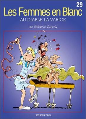 """Afficher """"Les Femmes en blanc n° 29 Au diable la varice"""""""