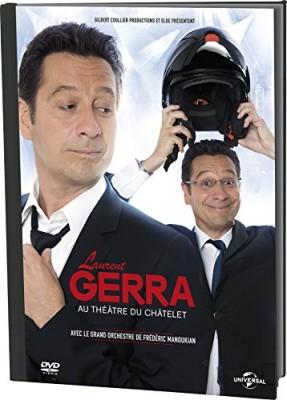 """Afficher """"Laurent Gerra au théâtre du Châtelet"""""""