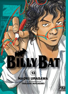 vignette de 'Billy Bat n° 13 (Naoki Urasawa)'