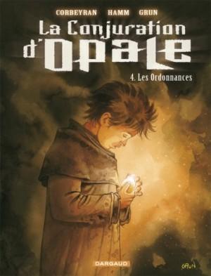 """Afficher """"La conjuration d'opale n° 4 Les ordonnances"""""""