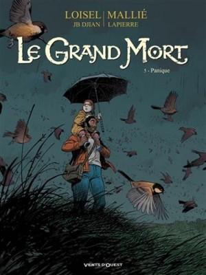 """Afficher """"Le grand mort n° 5 Panique"""""""