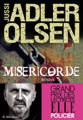 vignette de 'Les enquêtes du département V n° 1<br />Miséricorde (Jussi Adler-Olsen)'