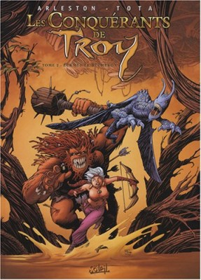 """Afficher """"Les conquérants de Troy n° 2 Les conquérants de Troy."""""""