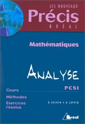 "Afficher ""Mathématiques. n° 4 Analyse"""
