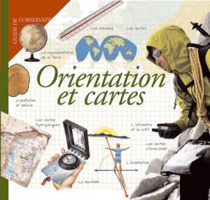 """Afficher """"Orientations et cartes"""""""