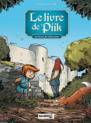 """Afficher """"livre de Piik (Le) n° 1 secret de Sallertaine (Le)"""""""