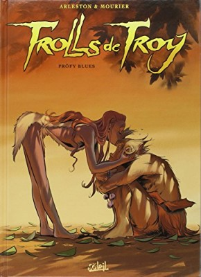 "Afficher ""Trolls de Troy n° 18 Pröfy blues"""