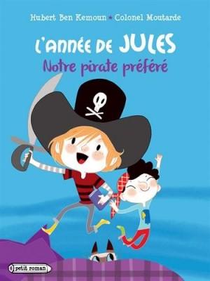 """Afficher """"L'année de Jules n° 5 Notre pirate préféré"""""""